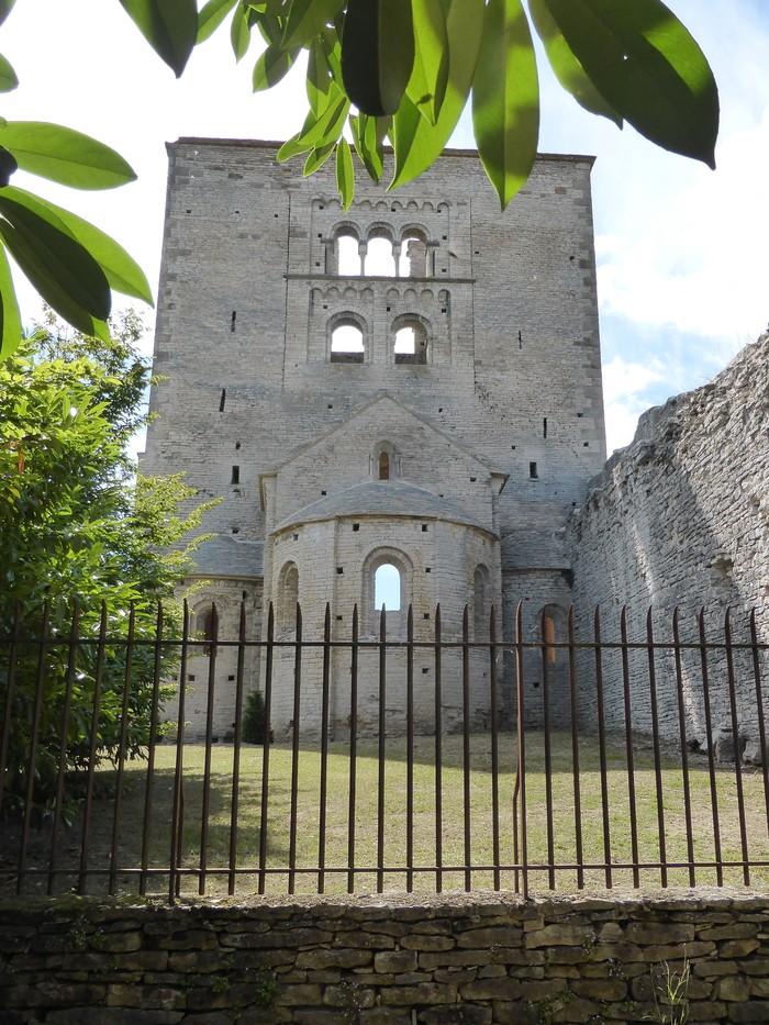 Journées du patrimoine 2020 - Découvrez Saint-Hippolyte, rare église romane fortifiée