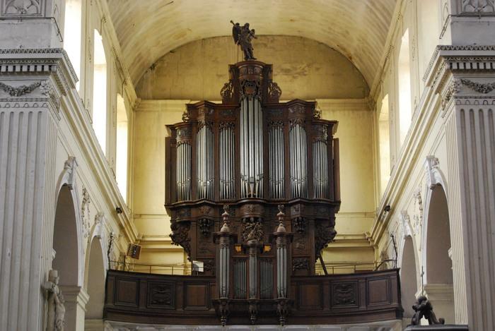 Journées du patrimoine 2019 - Audition et découverte de l'orgue