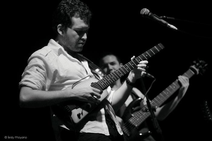 Fête de la musique 2019 - Carlos Fischer Band - Jazz fusión-boliviano