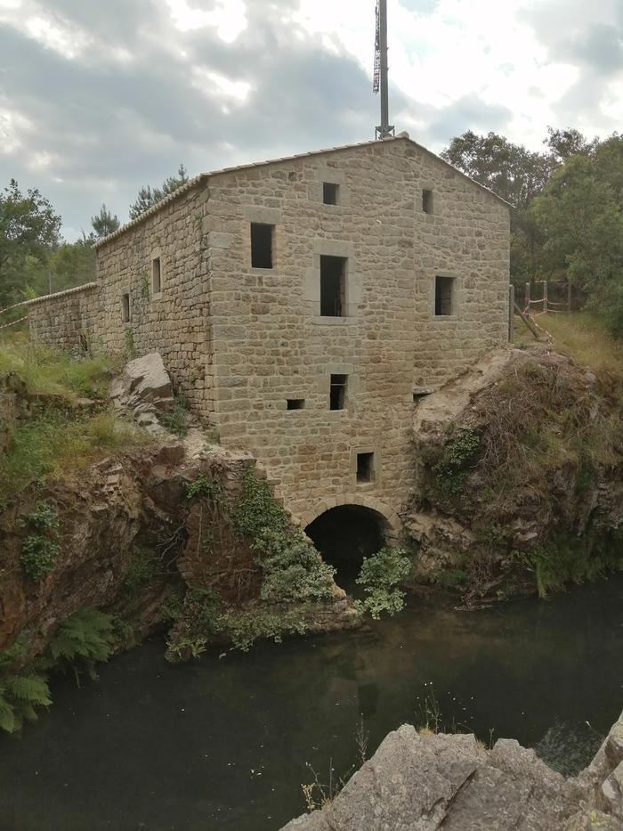 Journées du patrimoine 2020 - Visite du chantier de rénovation du patrimoine d'Ardèche