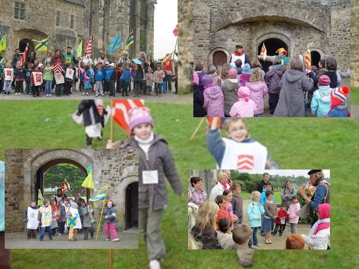Journées du patrimoine 2019 - Chasse au trésor au château de Saint-Sauveur-le-Vicomte