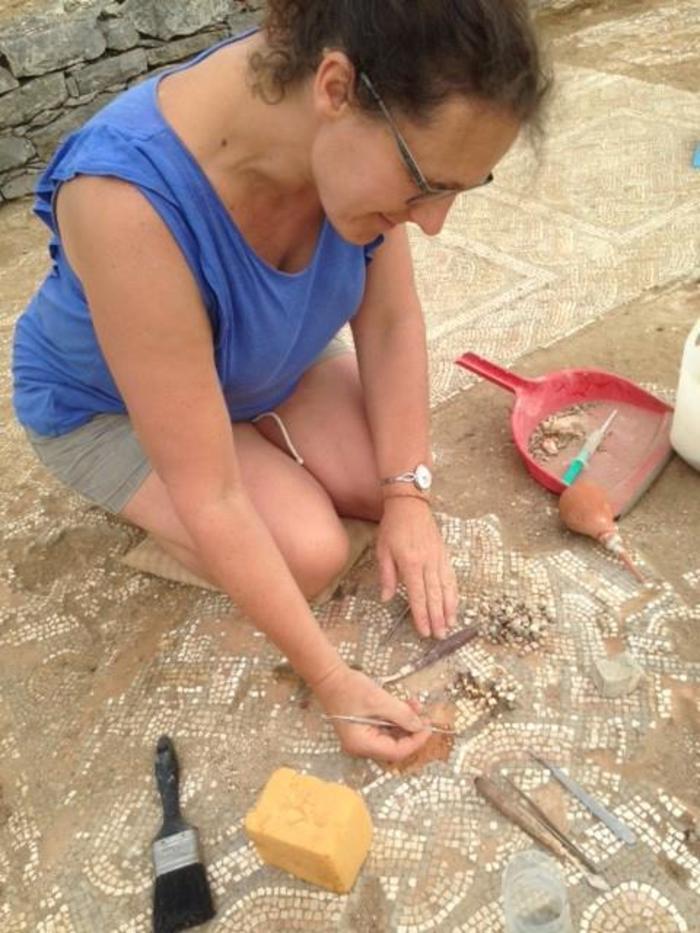 Journées du patrimoine 2020 - Atelier mosaïque parents-enfants pour les 3-5 ans
