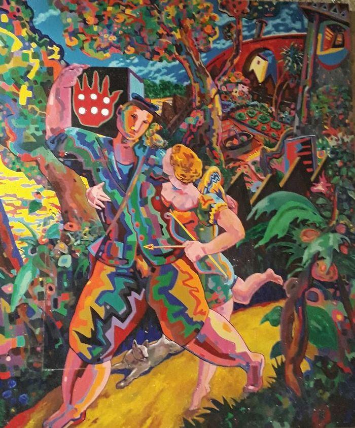 Journées du patrimoine 2019 - Exposition des œuvres récentes de Jacques Roux