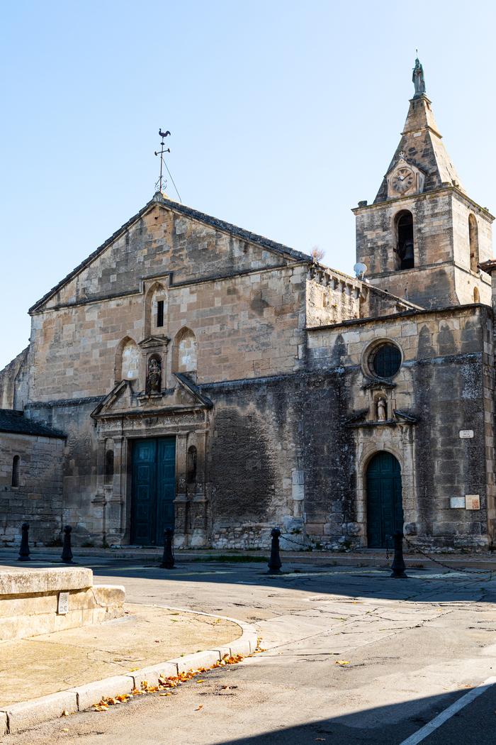 Journées du patrimoine 2020 - Annulé | Eglise Notre-Dame-De-La-Major