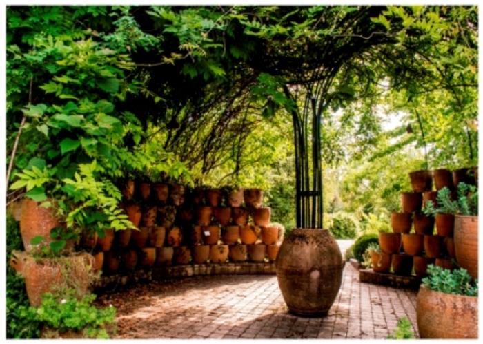 Journées du patrimoine 2019 - Visite libre du jardin botanique de Marnay-sur-Seine