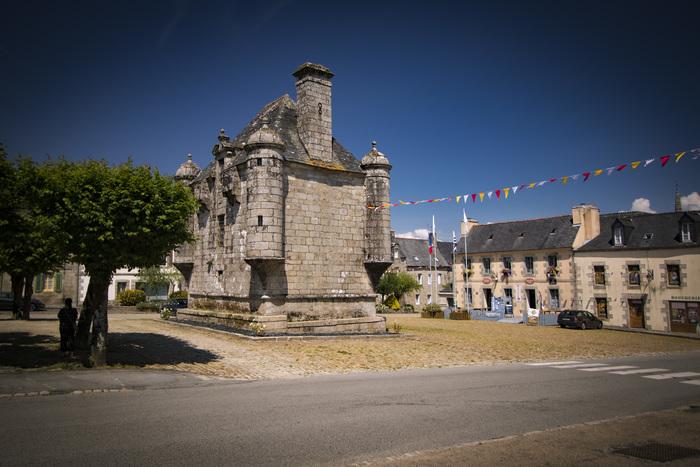 Journées du patrimoine 2020 - Visite libre de l'ancienne prison seigneuriale