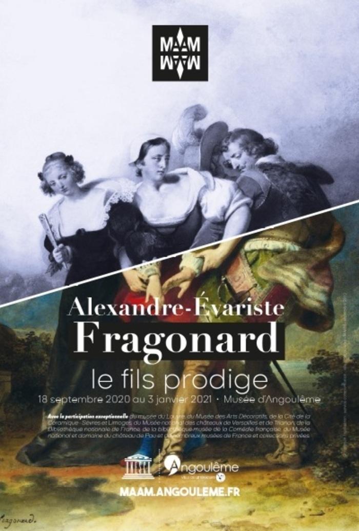 Journées du patrimoine 2020 - Exposition Alexandre-Evariste Fragonard le fils prodige