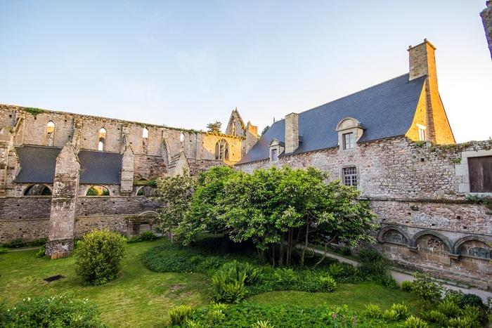 Journées du patrimoine 2020 - Visitez l'abbaye de Beauport à Paimpol