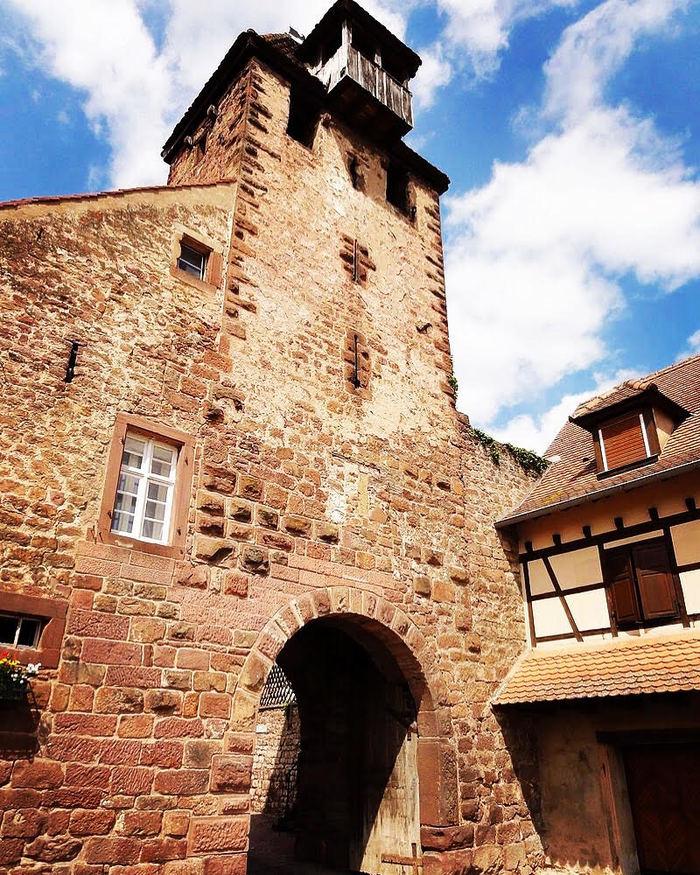 Journées du patrimoine 2020 - Visite commentée de la cité médiévale de Wangen