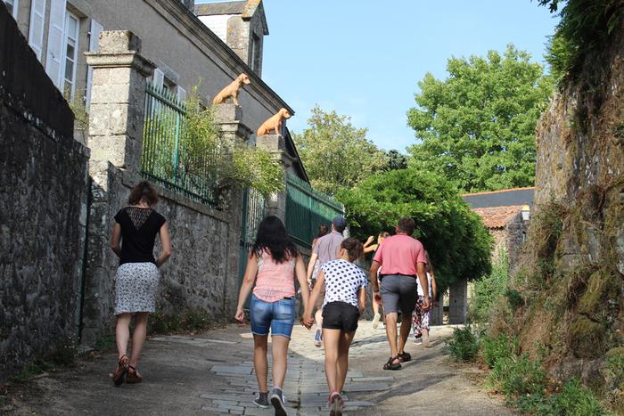 Journées du patrimoine 2020 - Visite guidée de Mallièvre