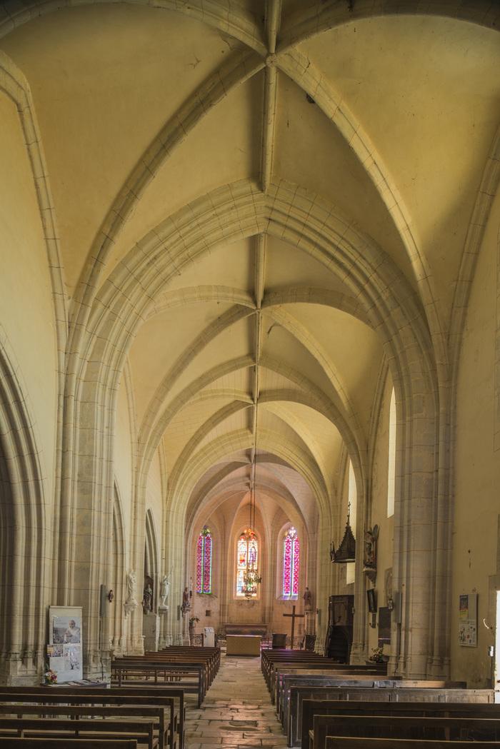 Journées du patrimoine 2020 - Visitez l'Église Saint-Saturnin