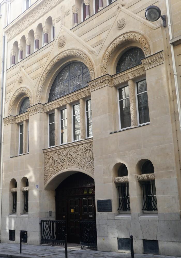 Journées du patrimoine 2020 - Visite guidée Christuskirche - Église protestante allemande à Paris