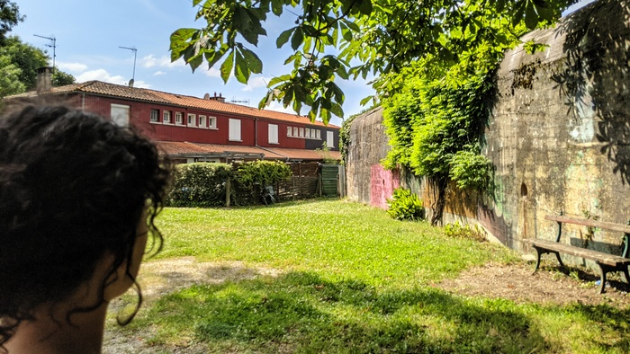 Balade alternative «Bacalan Claveau, de la rue bleue à la cité jardin»