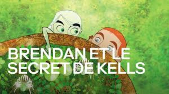 Journées du patrimoine 2020 - Film d'animation, Brendan et le secret de Kells