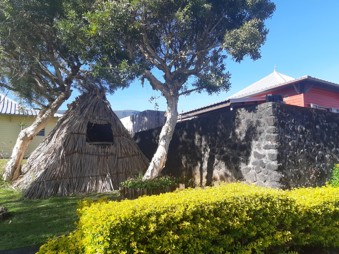 Journées du patrimoine 2019 - Restauration d'un ajoupa