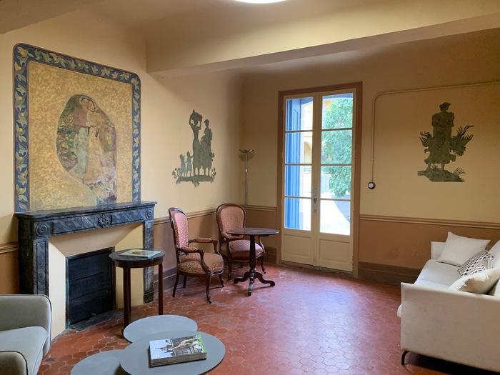 Journées du patrimoine 2019 - Visite guidée de la villa Douzans