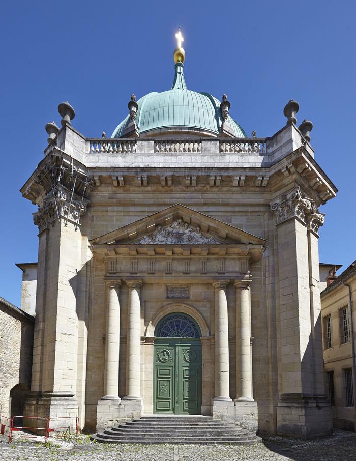 Journées du patrimoine 2019 - Le Grand Reliquaire de Saint Bernard