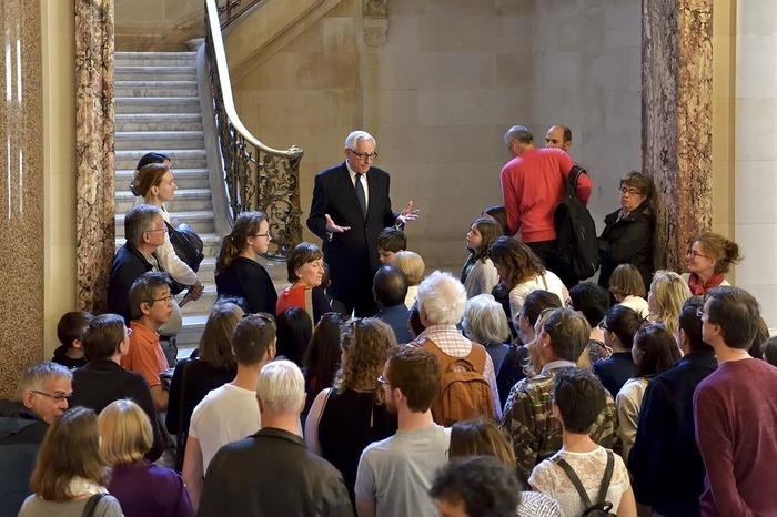 Journées du patrimoine 2019 - Visite guidée de l'Opéra Comique