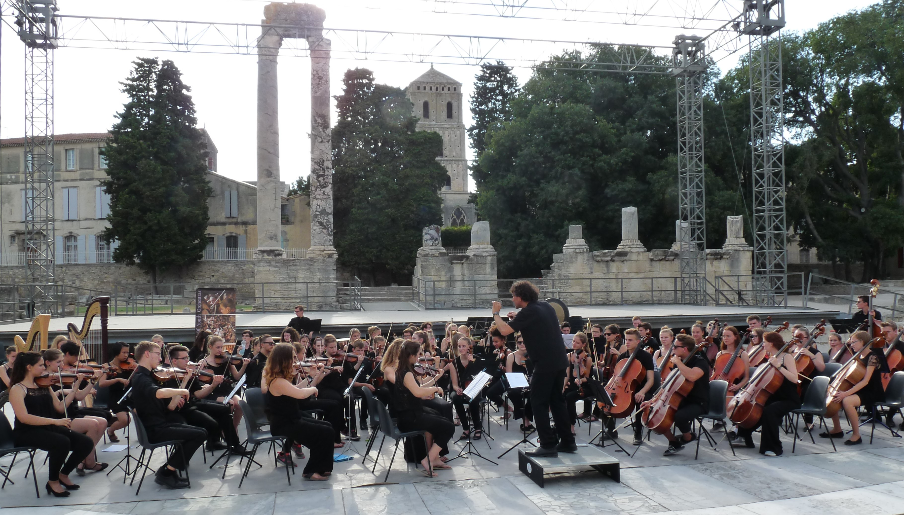 Des concerts d'inspiration jazz et classique
