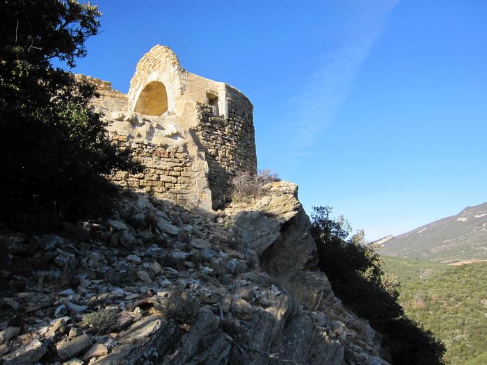 Journées du patrimoine 2019 - Visite commentée du village médiéval et de ses vestiges antiques suivie d'une randonnée sur l'oppidum Saint-Marcel
