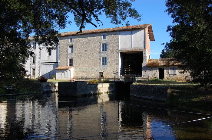 Journées du patrimoine 2020 - Visite du moulin à eau