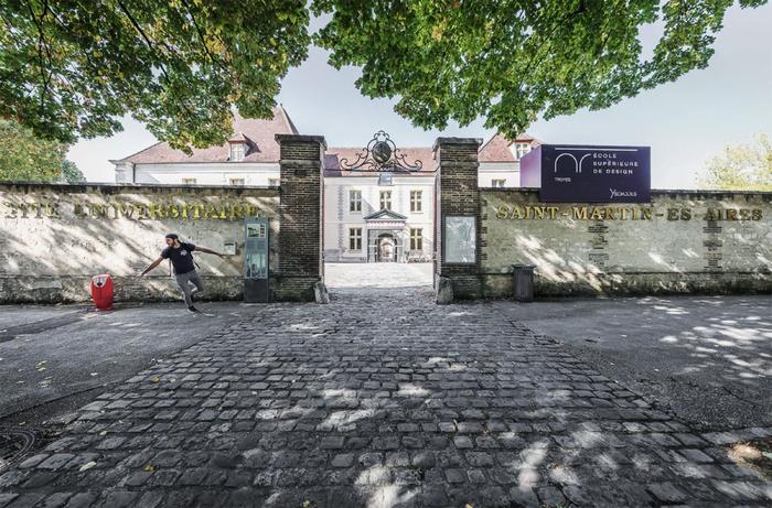 Journées du patrimoine 2020 - Visite de l'École Supérieure de Design