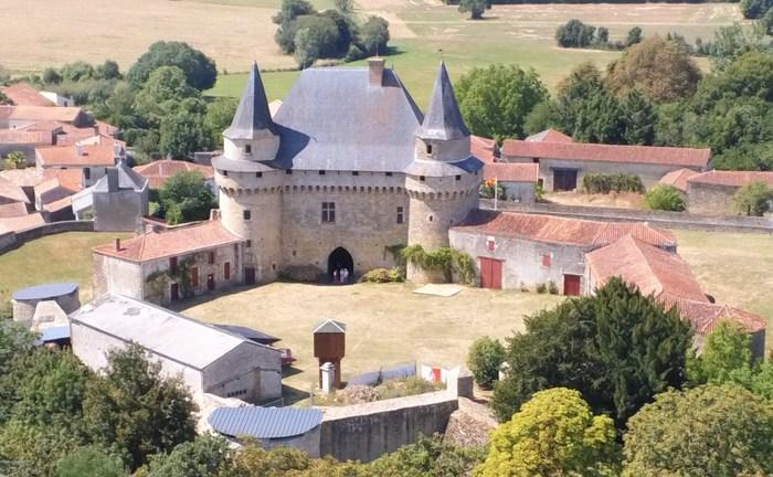 Journées du patrimoine 2019 - Visite guidée ou libre du Château féodal