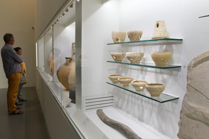 Journées du patrimoine 2019 - Présentation de la céramologie