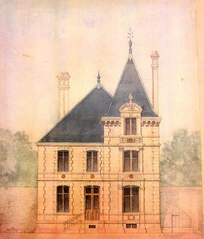 Journées du patrimoine 2019 - Visite guidée de la Maison du Peintre Félix Lionnet, élève de Corot