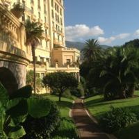 Menton - Visite guidée : le jardin de l'Impérial