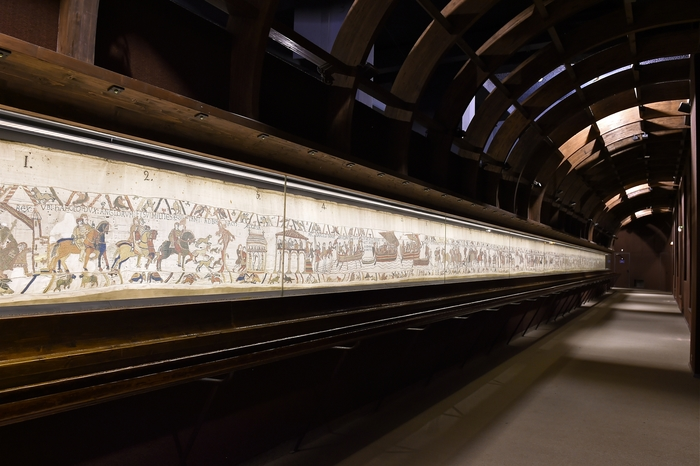 Journées du patrimoine 2019 - Visite libre pour découvrir la Tapisserie de Bayeux