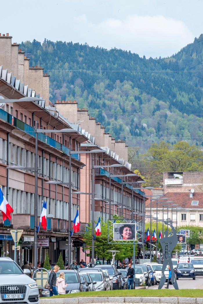 Journées du patrimoine 2020 - Visite guidée sur la libération de Saint-Dié-des-Vosges et sa reconstruction