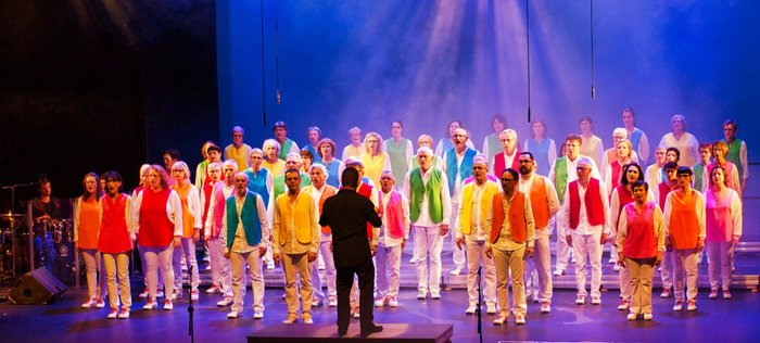 Journées du patrimoine 2019 - concert de l'ensemble vocal Ségui'Singers