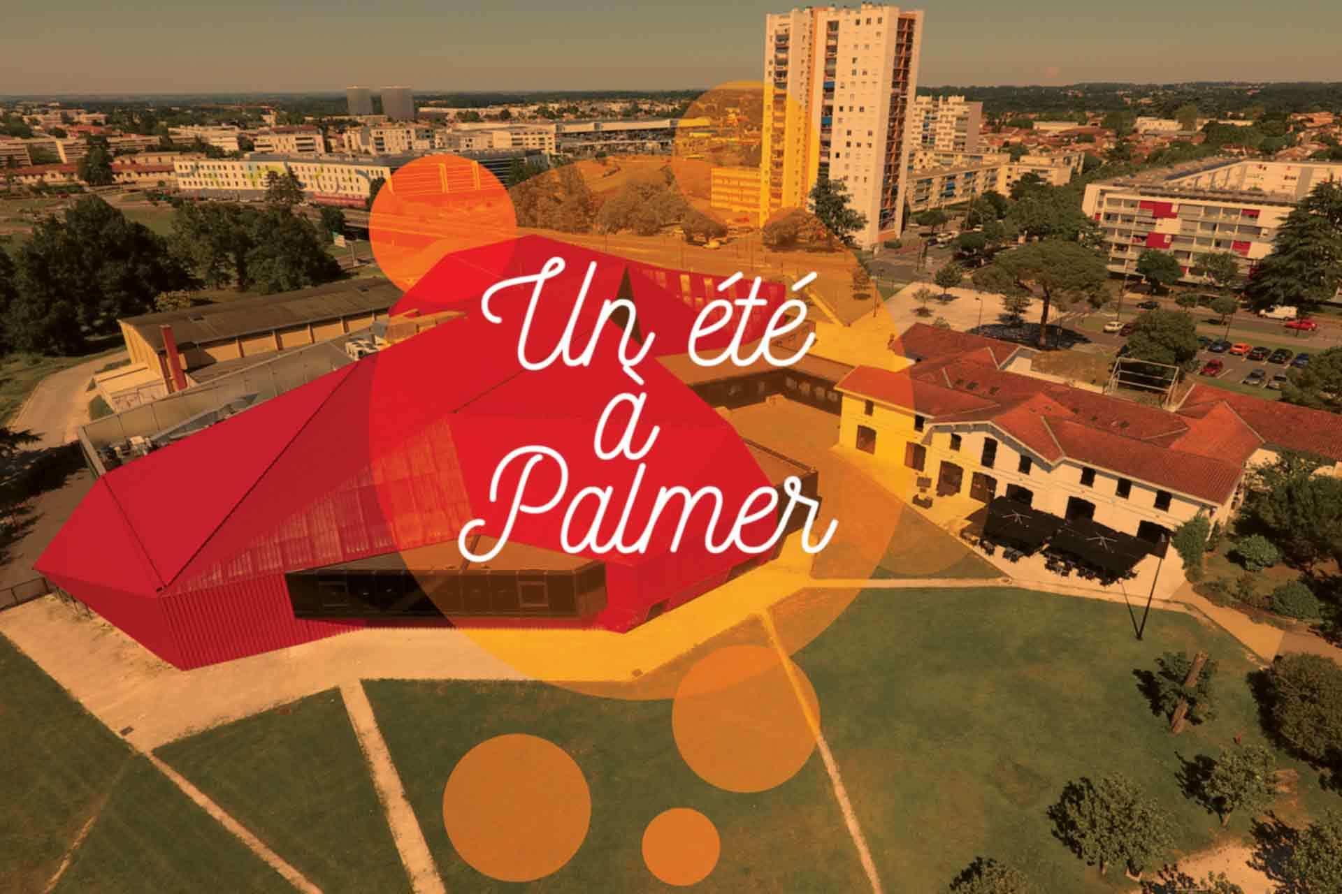 Un été à Palmer - Cenon