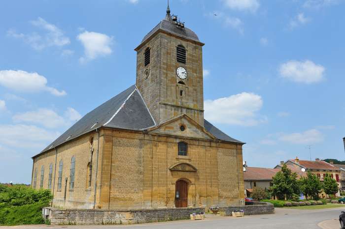 Journées du patrimoine 2019 - Visite guidée de l'église de Juvigny-sur-Loison