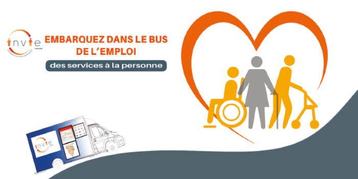 Le bus de l'emploi des services à la personne