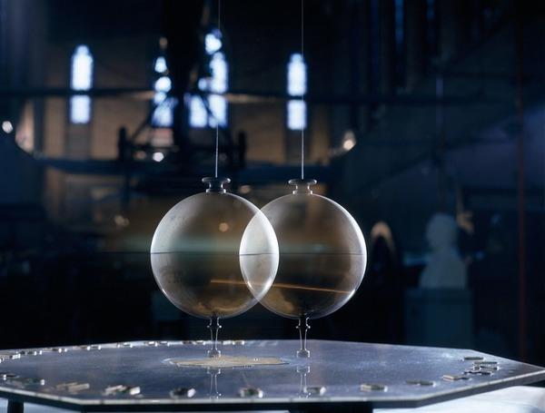Nuit des musées 2019 -Le pendule de Foucault