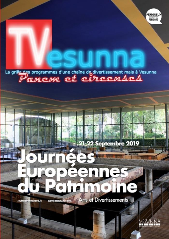 Journées du patrimoine 2019 - TVesunna