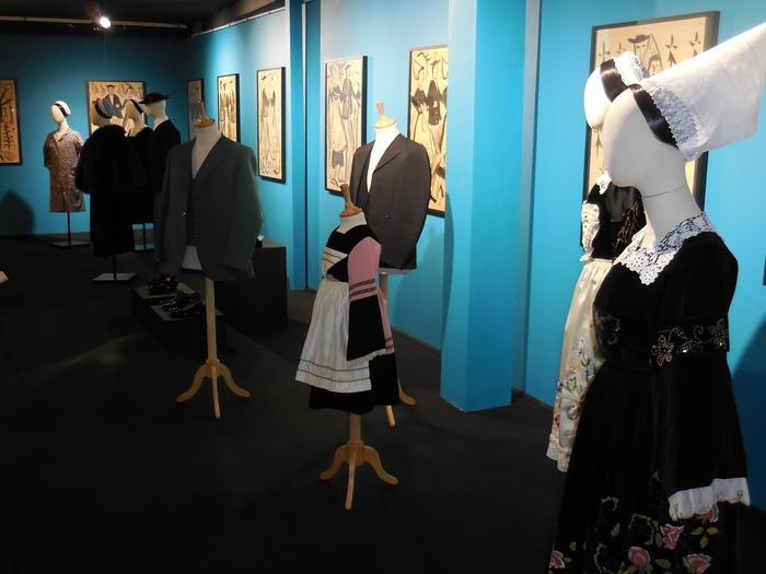Journées du patrimoine 2020 - Exposition costumes traditionnels du Poher