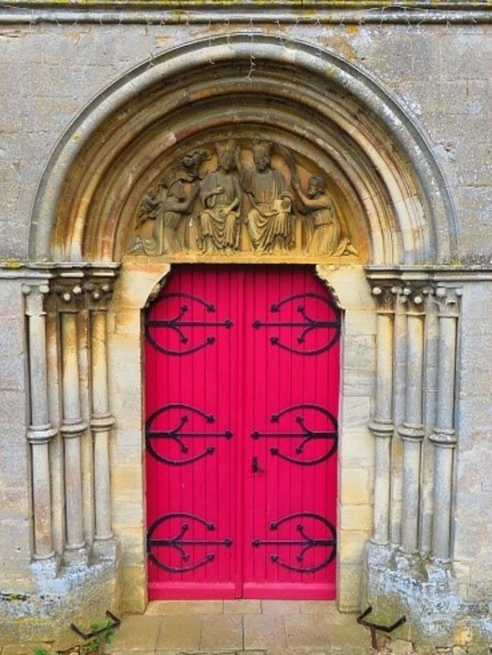 Journées du patrimoine 2020 - Visite de l'église de Lemoncourt