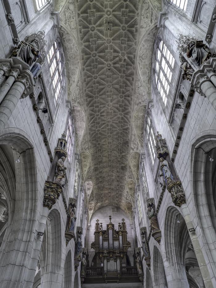 Journées du patrimoine 2019 - Visite libre de l'église Saint-Jean-Baptiste