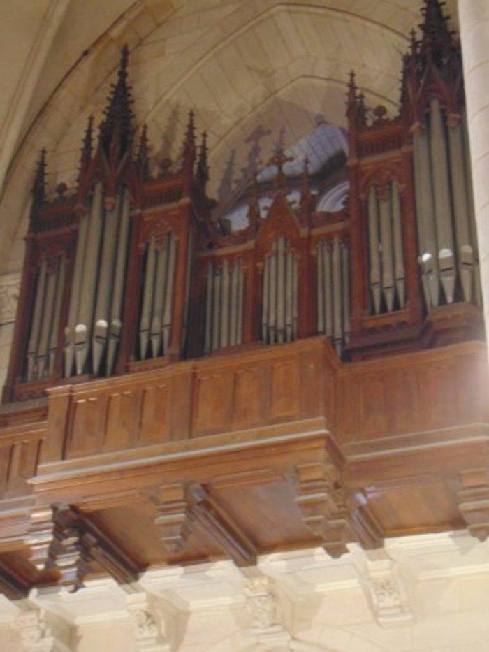 Journées du patrimoine 2020 - Visite du Grand Orgue Wenner et démonstration sonore