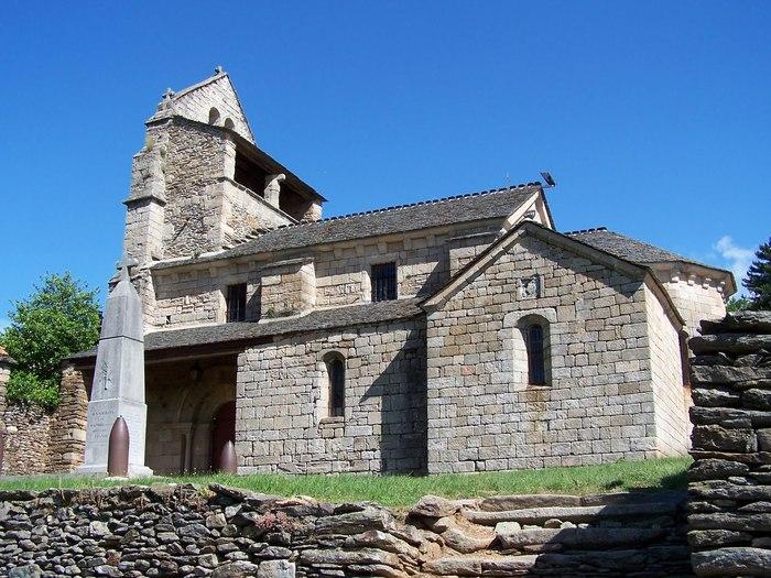 Journées du patrimoine 2020 - Visite de l'église St Pierre aux liens de St André Lachamp