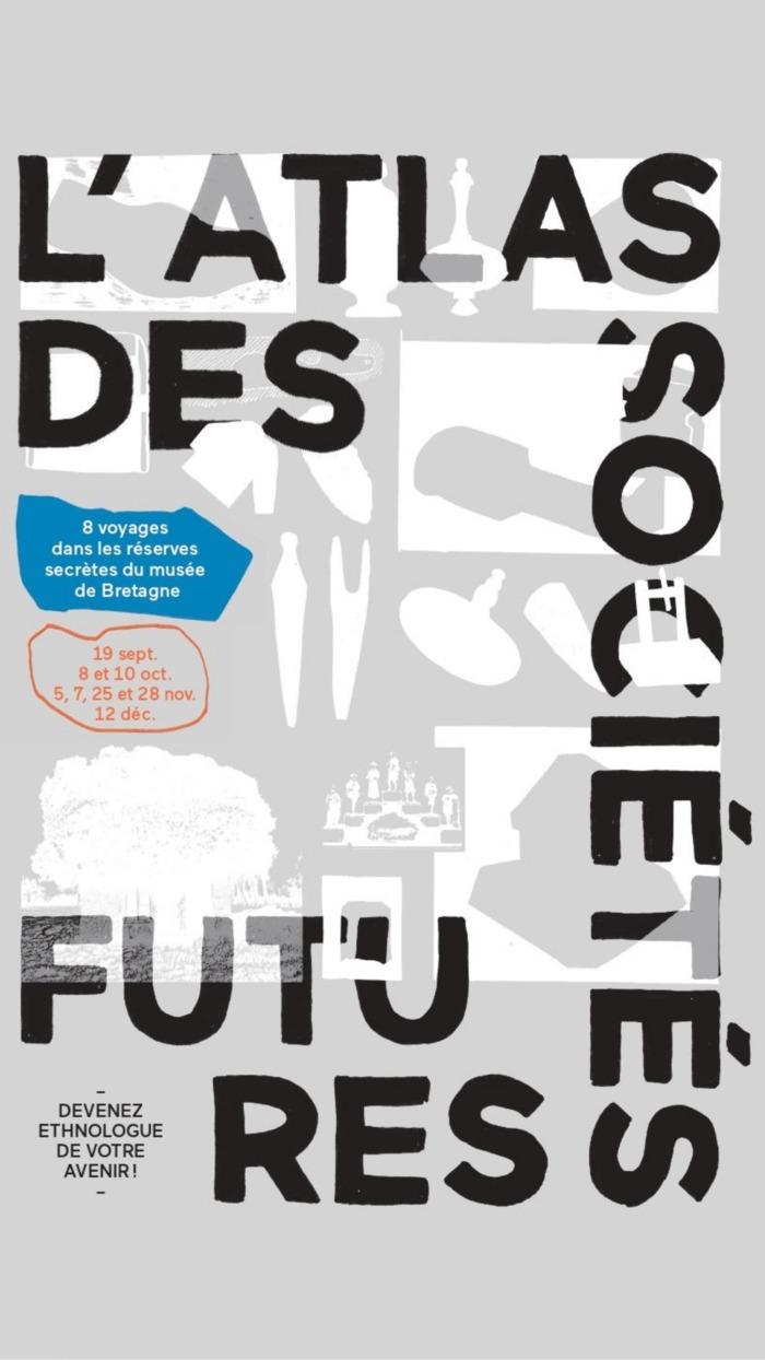 Journées du patrimoine 2020 - Atelier de l'Atlas des sociétés futures