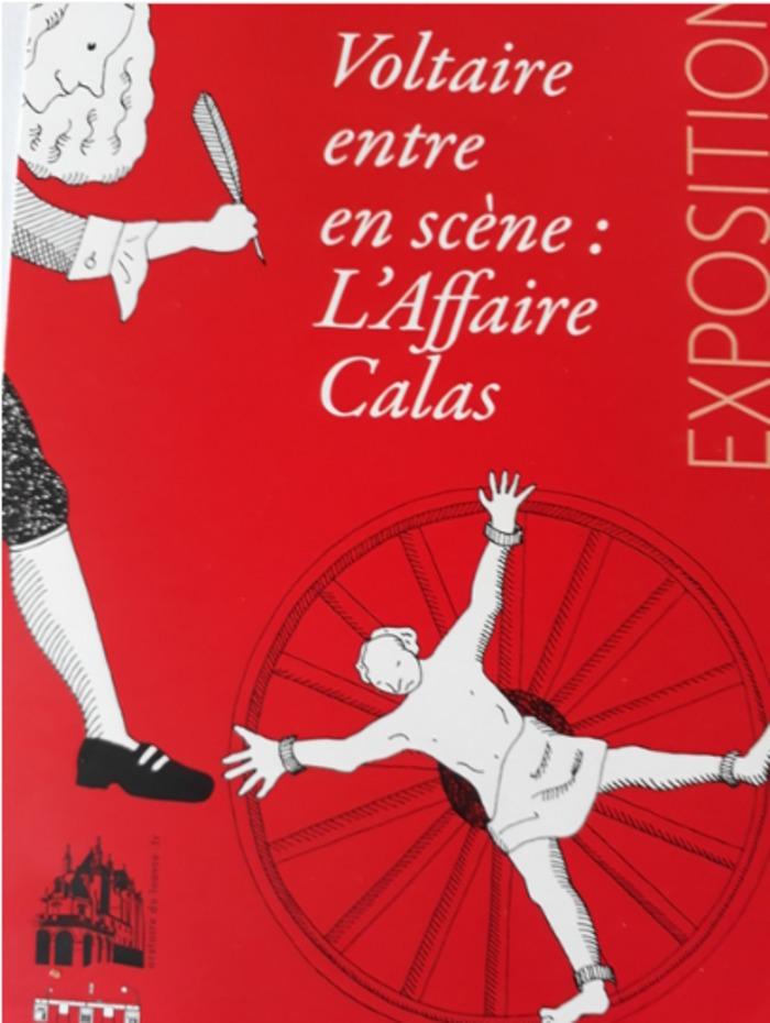 Journées du patrimoine 2019 - Exposition Voltaire et l'affaire Calas 10h-18h