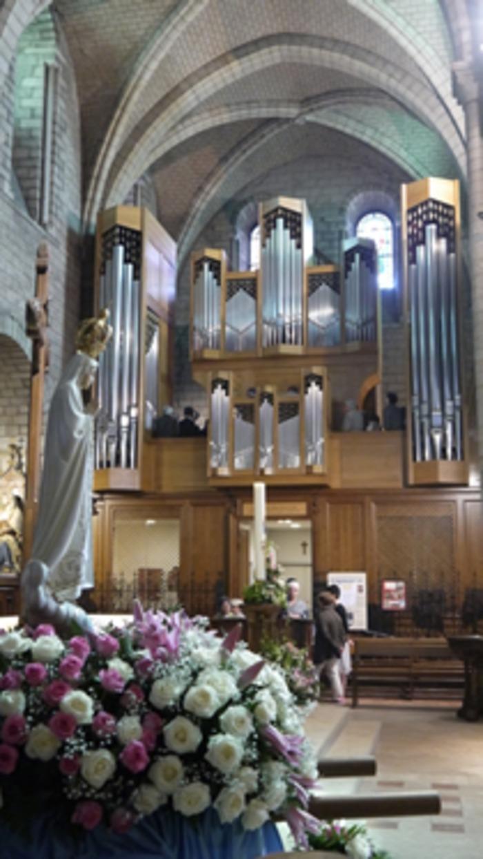 Journées du patrimoine 2019 - Concert d'orgue « Orgues et Cathédrales »