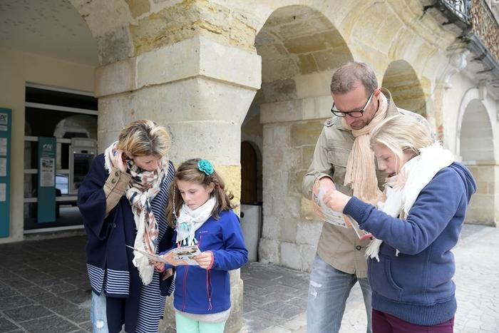 Journées du patrimoine 2020 - Animation : Bubulle en quête de la couronne de Saint-Sever