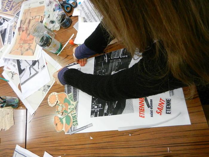 Journées du patrimoine 2019 - Atelier de création graphique