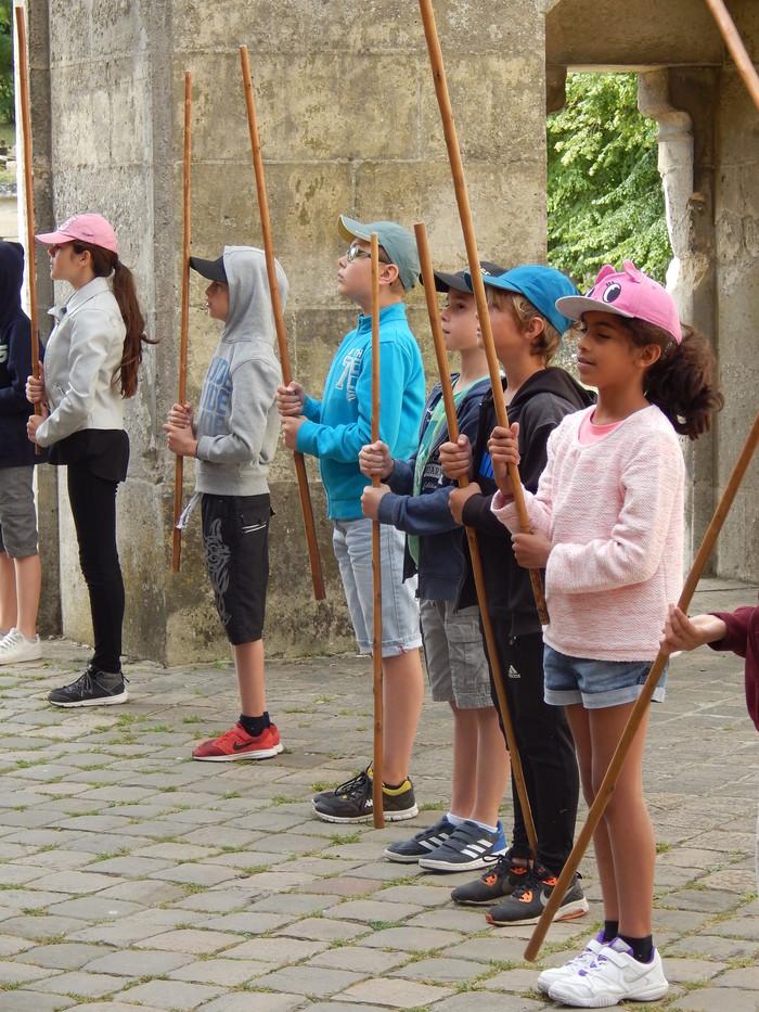 Journées du patrimoine 2020 - Démonstration et initiation aux techniques de combat du Moyen Âge