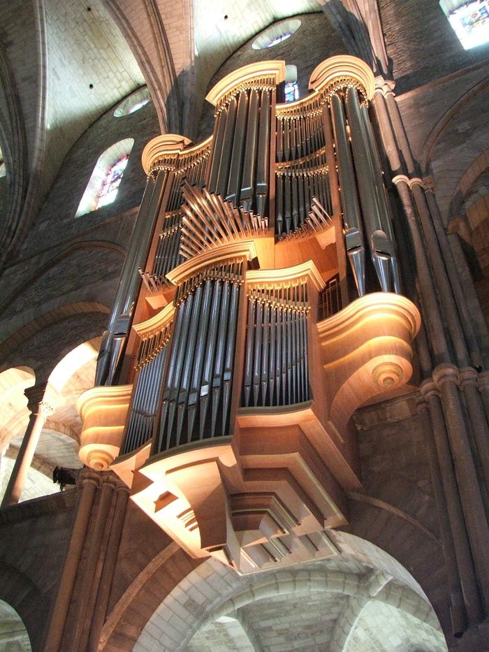 Journées du patrimoine 2019 - Récital d'orgue « Jean-Sébastien Bach : l'Héritage » par Jean-Luc Thellin